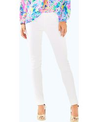 """Lilly Pulitzer - 30"""" Alessia Stretch Dinner Pant - Lyst"""