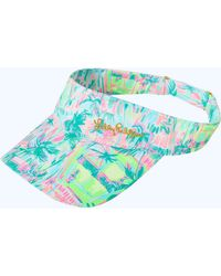 62f64e9bd6c2c Sun Goddess Ii Booney Hat.  30. Dick s Sporting Goods · Lilly Pulitzer -  Its A Match Visor - Lyst