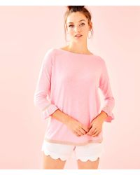 Lilly Pulitzer - Charla Sweater - Lyst