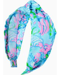 Lilly Pulitzer Printed Headband - Blue