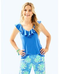 Lilly Pulitzer - Alessa Top - Lyst