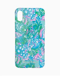 Lilly Pulitzer Iphone Case - Xs - Blue