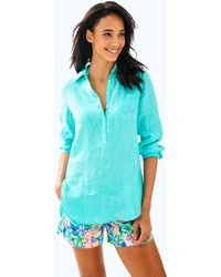 Lilly Pulitzer - Deanna Popover - Lyst