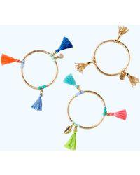 Lilly Pulitzer - Beachy Bracelet - Lyst