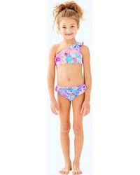Lilly Pulitzer - Upf50+ Livia Bikini - Lyst