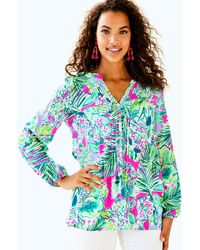 Lilly Pulitzer - Harbour Island Tunic - Lyst