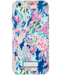 Lilly Pulitzer - Iphone 6 Plus Cover - Lyst