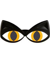 Linda Farrow Yazbukey 3 C1 Special Sunglasses - Black