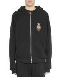 Amen - Cotton Sweatshirt With Badge Appliqué - Lyst