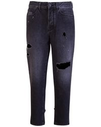 Marcelo Burlon County Of Milan Jeans - Black