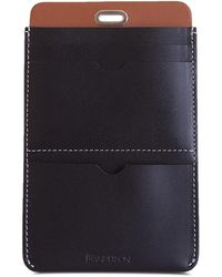 JW Anderson Jw Anderson Phone Pouch Cardholder - Multicolor