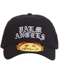 Palm Angels Logo baseball cap - Multicolore