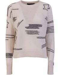 360cashmere - 360 Cashmere Starlet Sweater - Lyst