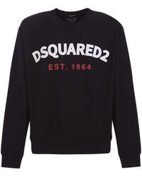 DSquared² - Est. 1964 sweatshirt - Lyst