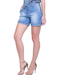 Liverpool Jeans Company Cassidy Short Rigid - Blue