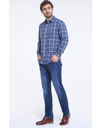 Liverpool Jeans Company Regent Relaxed Straight Comfort Stretch - Blue