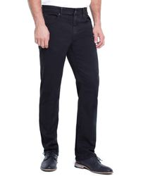Liverpool Jeans Company Regent Relaxed Straight Colored Denim - Blue