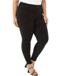 Liverpool Jeans Company Abby Ankle Skinny - Black