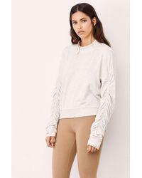 LNA Panama Sweatshirt - Multicolor