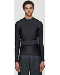 GmbH Suspender Top In Black