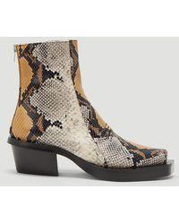 1017 ALYX 9SM Female Brown 100% Leather. - Multicolour