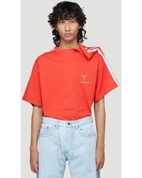 Y. Project - Male Red 100% Cotton. Dry Clean. - Lyst