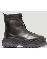 Eytys - Zipped Ankle Boots - Lyst