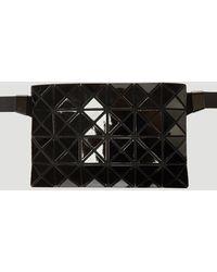 Bao Bao Issey Miyake - Prism Belt Bag In Black - Lyst