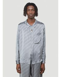 Eytys Monogram Shirt - Grey