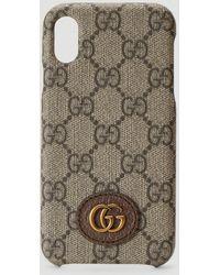 Gucci Iphone X/xs Case - Natural