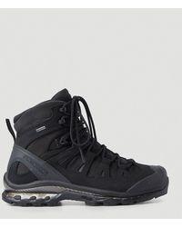 Salomon Quest 4d Hiking Boots - Black
