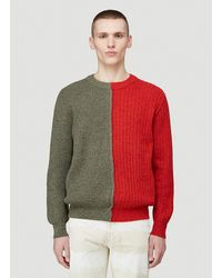 Pringle of Scotland Unisex Red 89% Wool 11% Cashmere. Dry Clean.