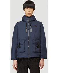 THE NORTH FACE BLACK SERIES Technical Hooded Jacket - Blue