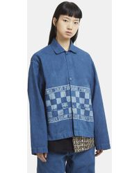 STORY mfg. - Solar Power Jacket In Blue - Lyst