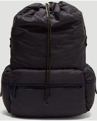 Jil Sander - Climb Backpack In Navy - Lyst
