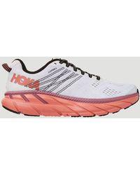 Hoka One One Clifton 6 Sneakers - Orange