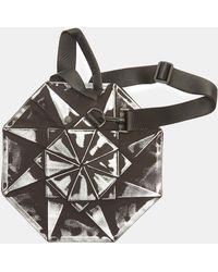 9209213b3408 132 5. Issey Miyake - Standard 7 Origami Shoulder Bag In Black - Lyst