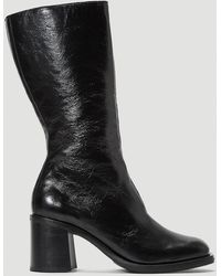 Our Legacy Female Black 100% Leather.