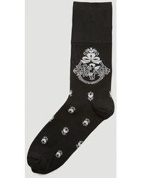 Simone Rocha Cherub-jacquard Socks - Black