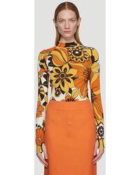 Kwaidan Editions - Female Orange 83% Viscose, 17% Elastane. Machine Wash. - Lyst