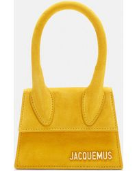 Jacquemus - Le Sac Chiquito In Yellow - Lyst