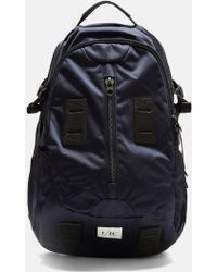 F/CE - Satin Travel Backpack In Navy - Lyst