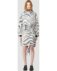 Moncler Female White 43% Polyester, 32% Linen, 25% Cotton. Dry Clean.
