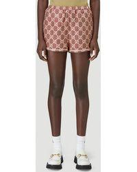 Gucci - Female Pink 100% Silk. Dry Clean. - Lyst