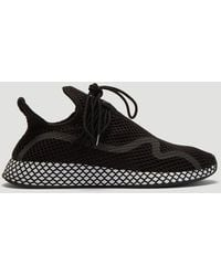 adidas Deerupt S Trainers In Black