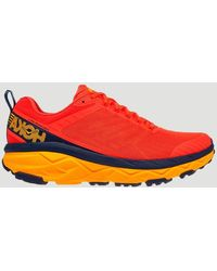 Hoka One One Challenger Atr 5 Sneakers - Orange