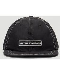 United Standard Team Cap - Black