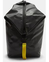 Eastpak - Wrencher Merge Folded Backpack In Black - Lyst