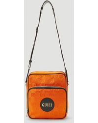Gucci Male Orange 100% Eco-nylon.