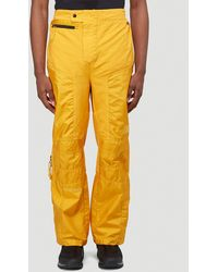 THE NORTH FACE BLACK SERIES Technical Trousers - Yellow